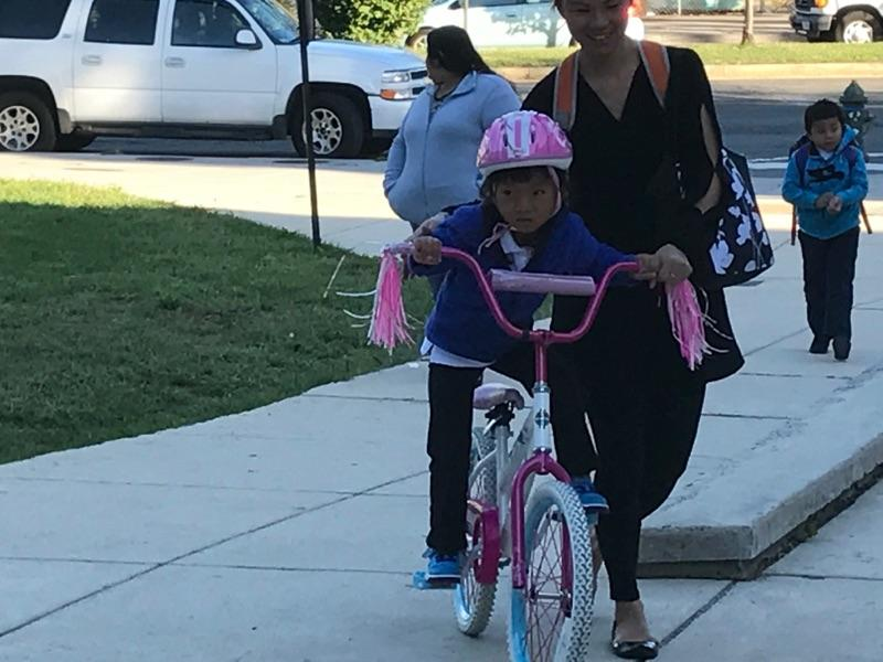 Seaton's 2nd Annual Walk/Bike to School Day